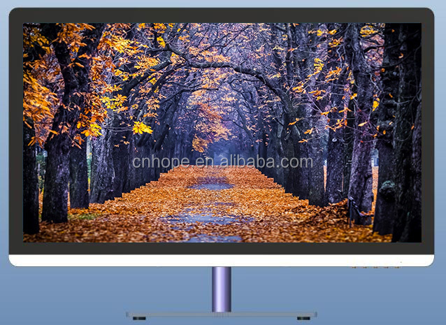 2015 new model flat screen FHD best quality best price 27 inch led tv used led tv 27 inch monitor with ips screen