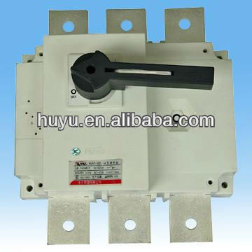 HUH18-100 series isolator switch