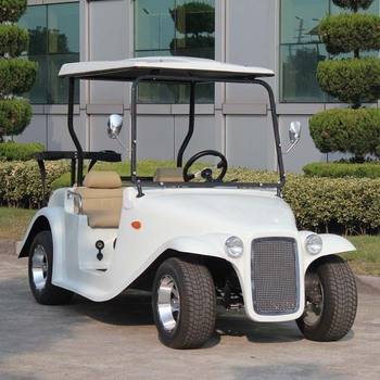 2017 New Model Electric golf cart DN-4D with CE certificate
