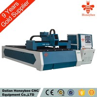 1000W CNC Laser Cutting Machine Cutting Stainless Steel,Mild Steel,Aluminum