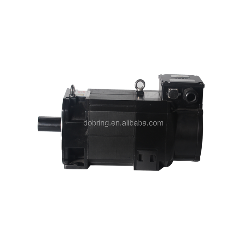 AC Servo induction Motor for Injection molding machine, SFS 37 Kw big power