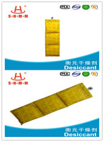 factory supply directly container dry packets for cargo transportation absorb moisture damp humidity efficient