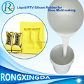 rtv Liquid Silicon Rubber for Making Shoe Mold making