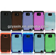 cute cell phone case for samsung galaxy s2,flip case for samsung galaxy s2