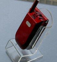 china dolphin design acrylic mobile phone holder