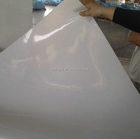 White Transparent Silicon Rubber Sheet