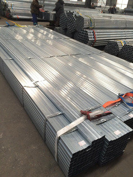 Galvanized Squre Steel Pipe