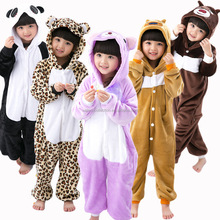 Kids Animal Onesie <span class=keywords><strong>Pijamas</strong></span> <span class=keywords><strong>Niños</strong></span> Niñas Animal Cosplay Disfraces Muchos Estilos Animal <span class=keywords><strong>Pijamas</strong></span>