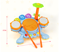 most popular kids fun toys Frog drums funny toy for children