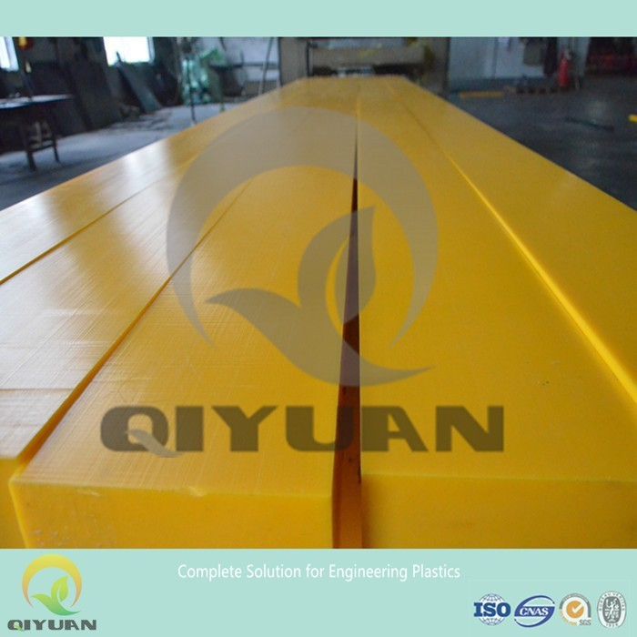 Flexible thin hard plastic sheet/ polyethylene block/ wear UHMW-PE plastic strip