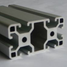 T slot 4080 extruded aluminum profiles for channel letter and aluminum window profile