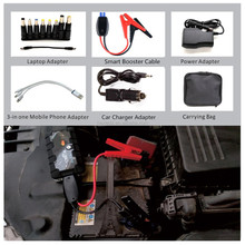 Jumper starter Cables 300mm 10AWG Auto Jump Start Battery Booster 400 AMP for Car