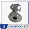 PN16 double flange rubber swing check valve