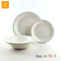 china dinnerware brand henan housewares hot sell 16 pieces dinner set stock of german porcelain dinnerware