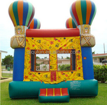 ew design Inflatable balloon jump bounce house for sale S9588