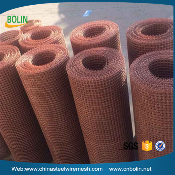 pure copper mesh