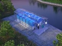 Advanced Sewage Treatment Plant Design And Waste Treatment