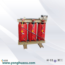 Shandong electrical equipment supplies high voltage dry type power transformers 1000v