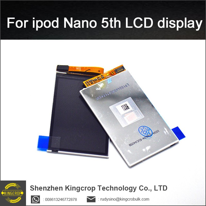 LCD Display Screen Replacement for iPod Nano 5 5th Gen