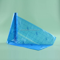 Recycled material plastic trash bags made in china