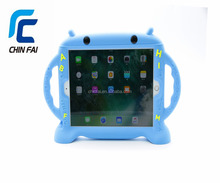 Handheld Case for 10.5inch iPad Soft Thicked Silicone Shockproof Case for 10.5inch Tablet Cute Deisgn Tablet Case for Kids