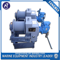 Easy Operating Marine boat high speed windlass small boat sailing winches