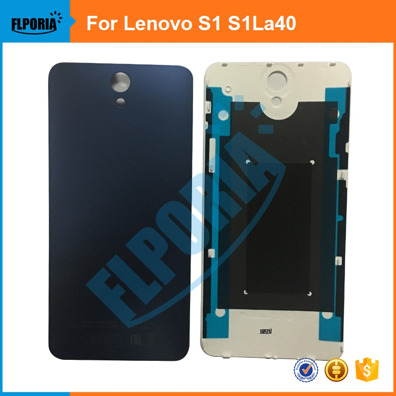 New Plastic Battery Back Cover For Lenovo S1 S1La40 Housing Door Case Replacement Parts