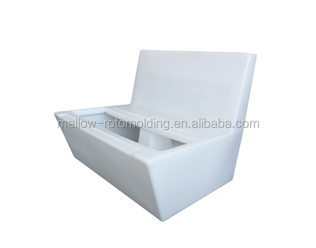 Rotational molded pontoon furniture/marine accessories/deluxe pontoon boat seat