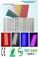 Promotion! Hot sale high quality Waterproof smd 5730 led module/ injection led module light for advertising signs