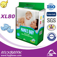 Hot Sale Good Quality Competitive Price Disposable Diaper Baby Xxl Manufacturer from China