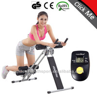 ab king exercise fitness equipment body crunch