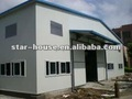 Prefabricated home ,earthquake-proof&fire-proof(certified by CE,B.V.,CSA &AS)