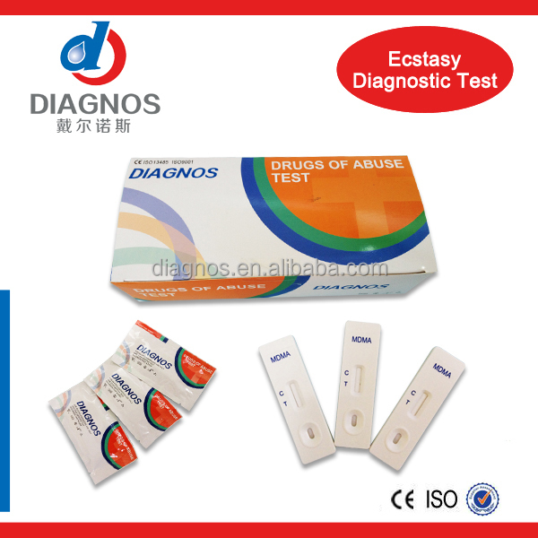 Diagnos Best-selling Drug of Abuse Test /one step MDMA test/Ecstacy Rapid Test kits