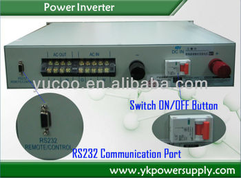 12/24/48/110/220Vdc to 220Vac power inverter manufacturers