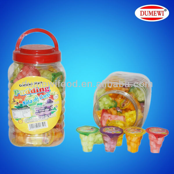 Fruit Nata De Coco Jelly