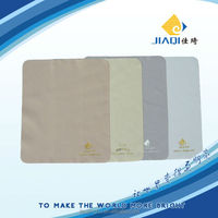 customized bronzing logo microfiber cell phone cleaner