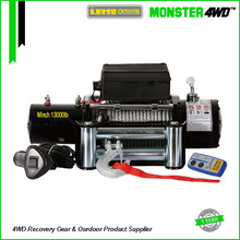 Monster4WD Rated 13000LBS 4X4 Electric Winches with Steel Cable