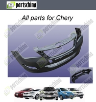 J43-2803501-DQ Front bumper with priming for Chery A16/ arrizo 3