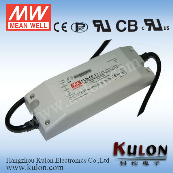 Meanwell PLN-60-36 61.2W 36V 650ma led driver