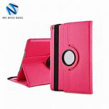 Protective PU+PC rotation stand Tablet Case For Ipad Pro 10.5""