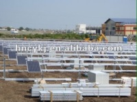 pv solar panel mounting structures/supports