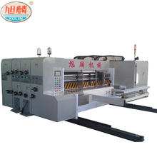 Factory direct sell printer slotter die cutter machine for carton box