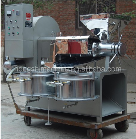 automatic high quality various soya bean oil extraction machine