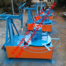 Tire sidewall cutting machine / tyre bead cutter / used tyre recycling machine for rubber powder with good price