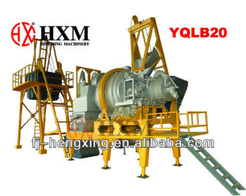 Hengxing mobile mini asphalt batching plant(QLB20/30/40)