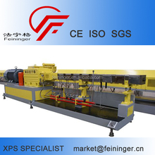 Plastic Extruder: XPS Extrusion Line CO2/Freon Extrusion Line
