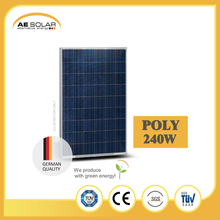 Direct Factory 240w 250w 255w 260w 265w 270w Marine Poly Solar Energy Panels Systems With Battery Storage