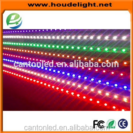 LED lighting 5050 LED strip 12v high lumens output led strip light