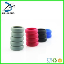 Silicone basketball ring