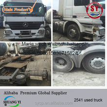 Used ben truck 2541 orginal car from germany